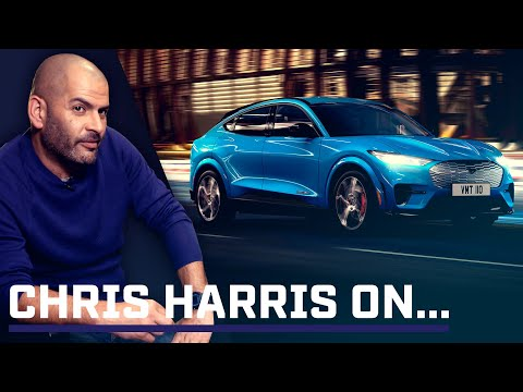 Chris Harris' 'Unexpected' Opinion on the Mustang Mach E | Top Gear