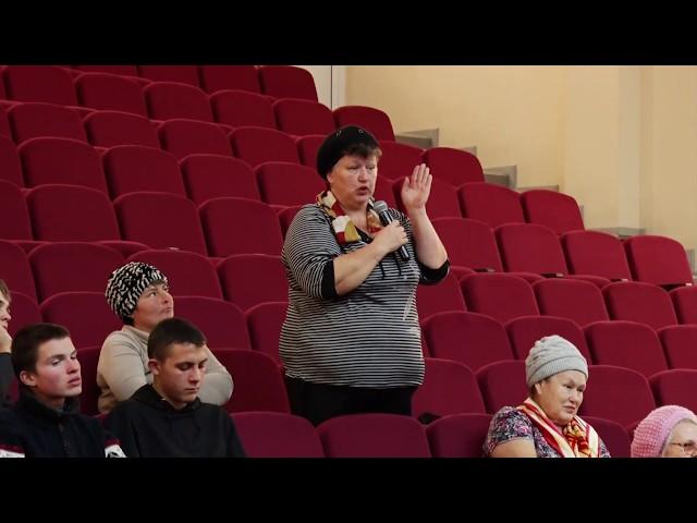 Мэр АГО обсудил проблемы с жителями Китоя