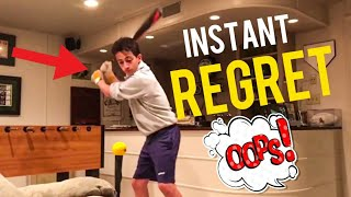 INSTANT REGRET #2 | Fails Compilation | (Try to not laugh)