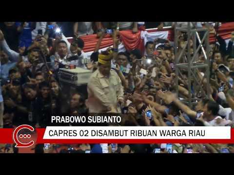 Prabowo: Saya Tidak Rela Umat Islam Dipecah Belah!
