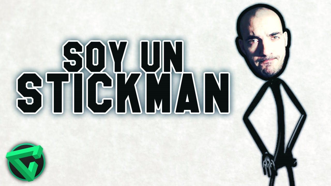 SOY UN STICKMAN ANIMACIÓN – «By PeraLeemona PL» – iTownGamePlay