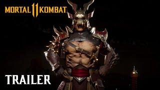 Mortal Kombat 11 - Official Shao Kahn Reveal Trailer