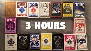 [ASMR] 3 HOURS of CARD MAGIC