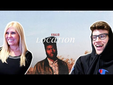 MOM REACTS TO KHALID -