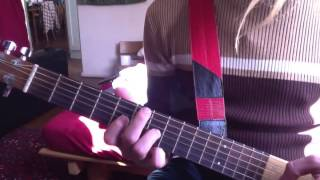 Sticky FIngers Just for you guitar tabs tutorial