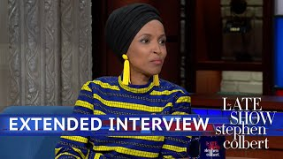 Full Extended Interview With Rep. Ilhan Omar