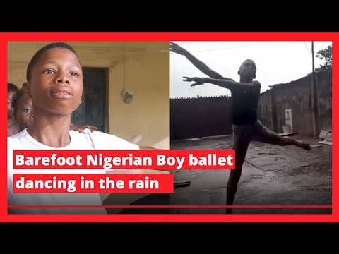 Van kaalvoet ballet in Lagos tot studies in New York