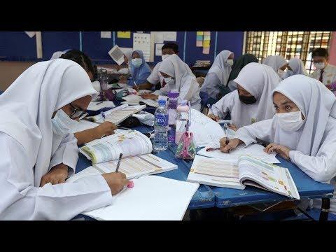Kehadiran 90 peratus pelajar di 111 sekolah Pasir Gudang - EXCO