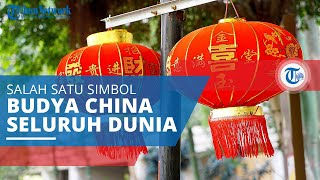Lampion, Simbol Budaya China di Seluruh Dunia yang Terbuat dari Kertas dengan Lilin di Dalamnya