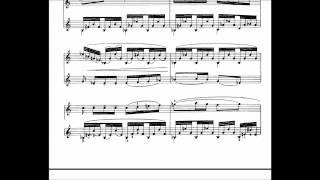 Sonatine pour 2 Violons (II) (Arthur Honegger)