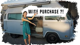 Buying a Van to Drive Around The World