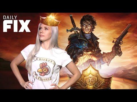 Xbox Revives Fable Thanks to Horizon Zero Dawn? – IGN Daily Fix