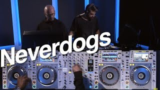 Neverdogs - Live @ DJsounds Show 2018