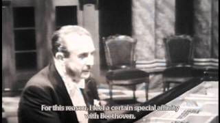 Claudio Arrau interviewed in 1964