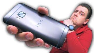 Смартфон Прошлых Лет за 4000 рублей! HTC One M9