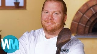 Top 10 Celebrity Chef Scandals