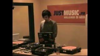 faktor x @ justmusic fm, bonus track radio show