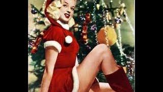 A MARILYN MONROE CHRISTMAS~Santa Baby~Eartha Kitt