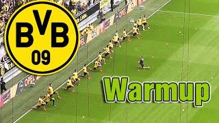 Borussia Dortmund  - Warmup (Signal Iduna Park, 23.05.2015)