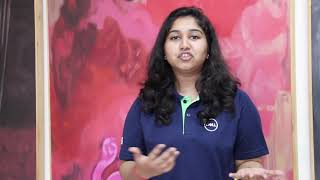 Richa Verma, Class of 2016; B. Tech. ECE at Dell Bangalore