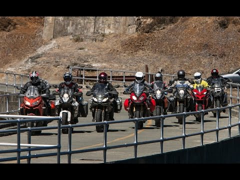 2015 Ultimate Sports-Adventure-Touring Shootout – Part 1