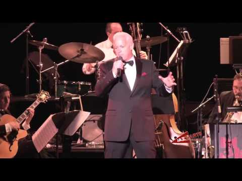 Tony Corrao sings with the Red Bank Jazz Orchestra - Sinatra Birthday Bash 2012