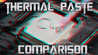 which is the best thermal paste? : Thermal Grizzly, Noctua, Arctic Silver & more Comparison / Review