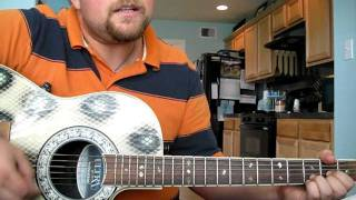 Aaron Watson Will You Love Me in a Trailer cover