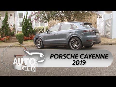 Porsche Cayenne 2019: sonho de consumo