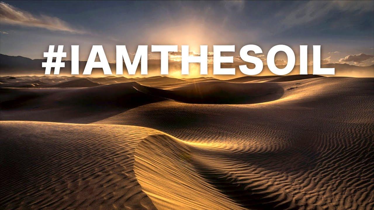 THE SOIL SPEAKS