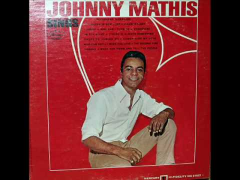 Johnny Mathis: Saturday Sunshine (Bacharach / David, 1963)