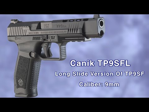 Century Arms And Canik Team Up For New 9mm