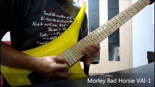 Fair Warning - Generation Jedi Guitar Solo Copy - Joyo Us Dream