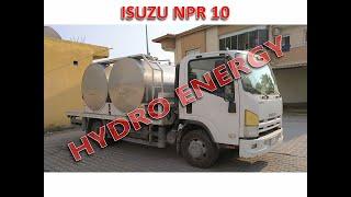 isuzu kamyonet hidrojen yakıt tasarruf cihazı montajı