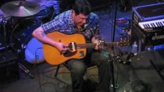 """Damien Jurado - """"Ohio"""" at Johnny Brenda's in Philly, PA; 6/19/10"""