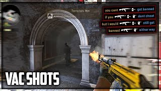 These shots might get me VAC Banned.. - CS:GO