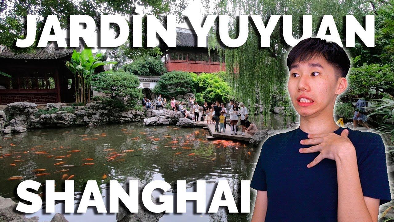 Jardín y Mercado de Yuyuan Shanghai | China #12