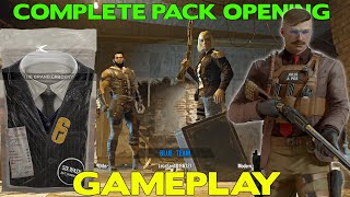 Grand Larceny Gameplay and Complete Pack Opening || WARDEN OP!!!