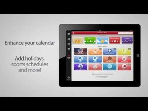 Week Calendar Brings Simple Multi-Calendar Management To Android