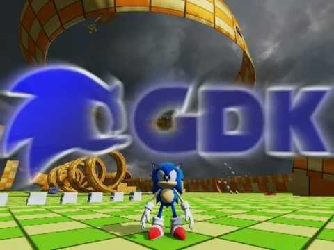 Comunidad Steam :: Video :: Sonic GDK - Preview Release 5