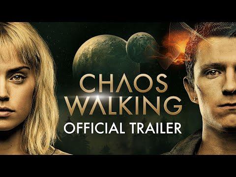《蜘蛛人》湯姆霍蘭、《星際大戰》黛西蕾莉主演《噪反 Chaos Walking》預告曝光!!