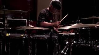 Jackie Chan - Tiesto & Dzeko ft. Premo & Post Malone - Drum Cover