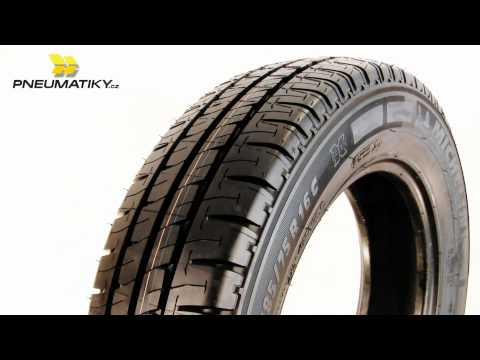 Youtube Michelin Agilis 165/70 R14 C 89/87 R Letní