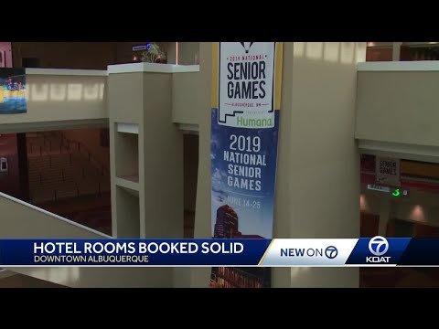 Hotels booked solid ahead of 2019 National Senior Games