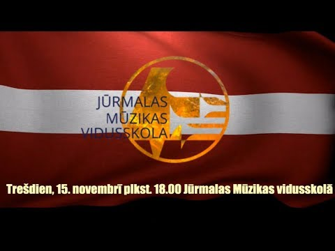 "koncerts ""Mana Latvija skan"" 2017.gada 16. novembrī"
