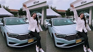 i got my first car?! + get lit with me