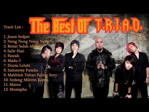 Kompilasi Lagu Rock - The Best Of TRIAD