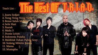 Kompilasi Lagu Rock - The Best Of TRIAD