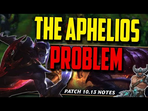 the PROBLEM with Apehelios - 10.13 rundown & abusing new trynd build
