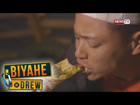 [GMA] Biyahe ni Drew: Pizza, pasta, and painting in Rizal